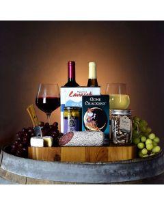 Custom Wine Pairings